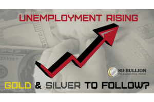 How Unemployment Rate Could Affect Gold and Silver Prices?