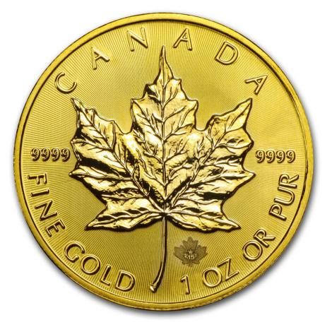 Royal Canadian Mint Gold Maple Leafs