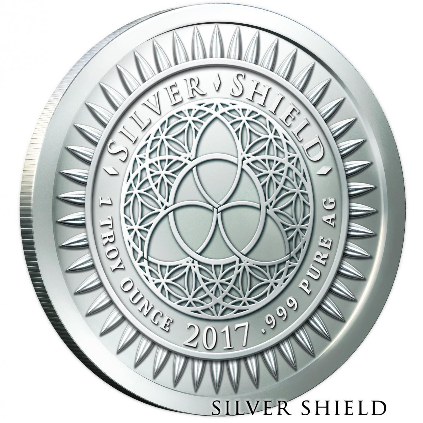 Silver Shield Silver BU Rounds-image