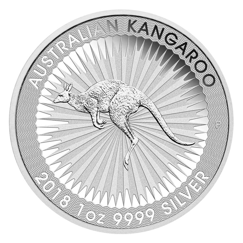 2018 Perth Mint Kangaroo Coins-image