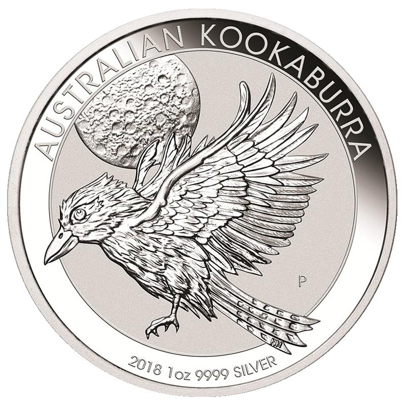 2018 Perth Mint Kookaburra Coins-image