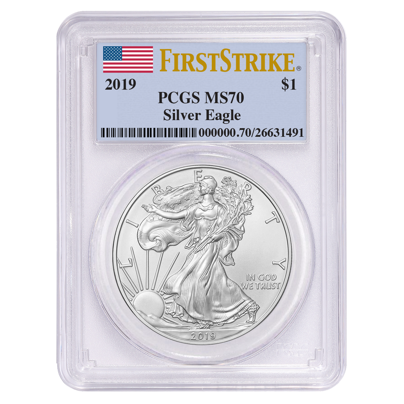 Buy Silver Eagles - Lowest Price Guaranteed I US Mint Silver