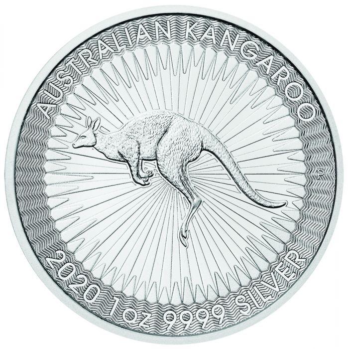 Kangaroo Silver Coins-image