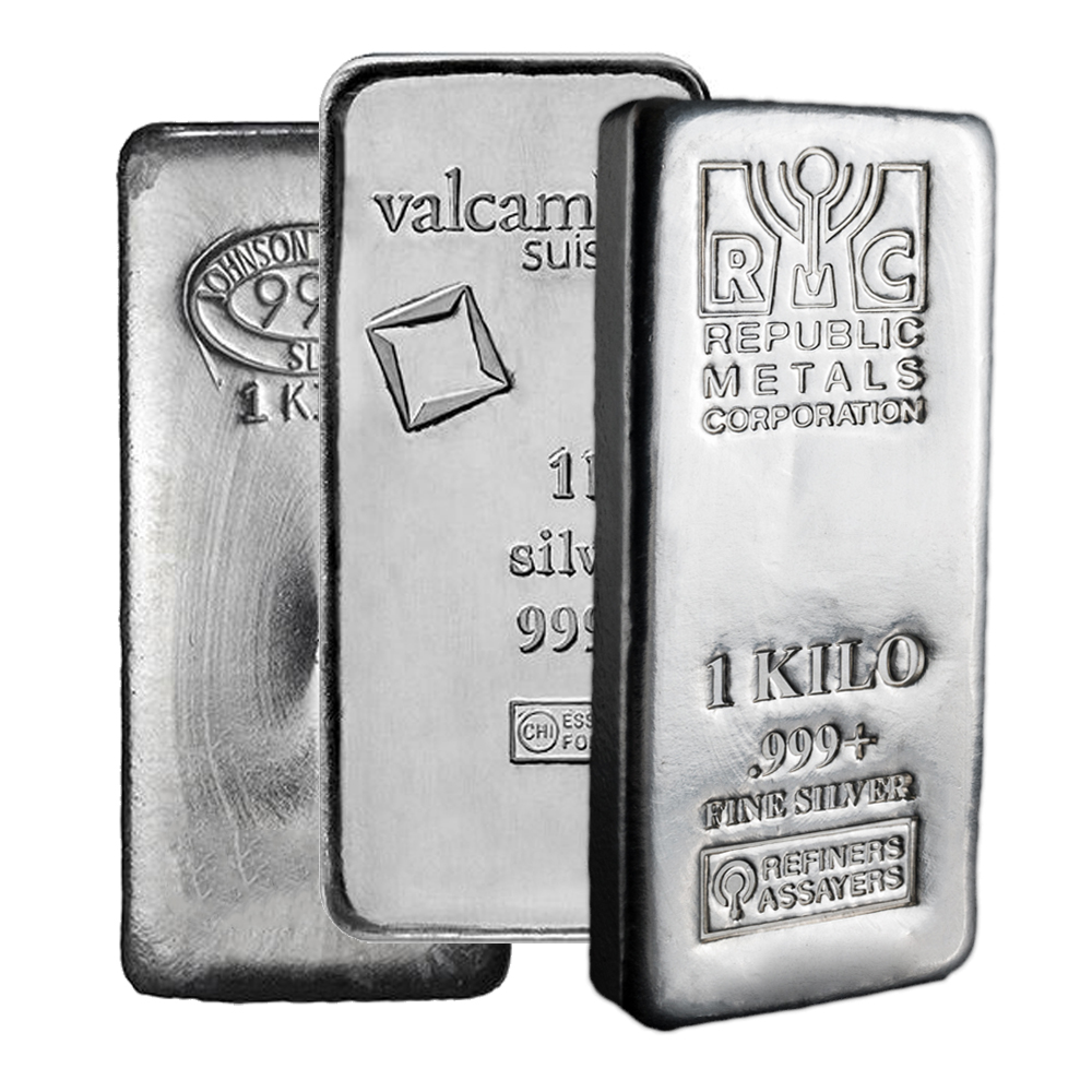 Buy Silver Bars I Silver Bullion Bars At Lowest Price