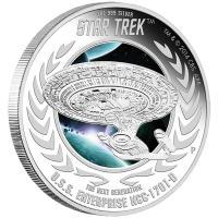 Perth Mint Star Trek Silver Coins