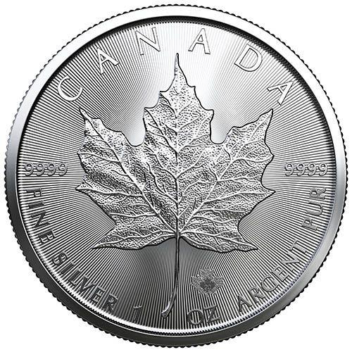 Silver Maple Leafs
