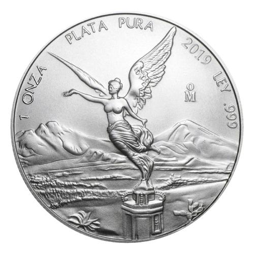 Silver Libertad Coins