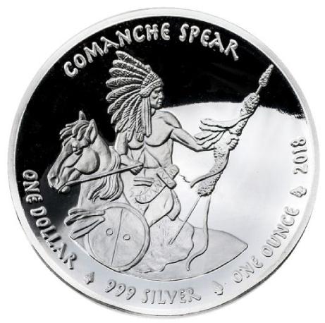 Native American Silver Coins