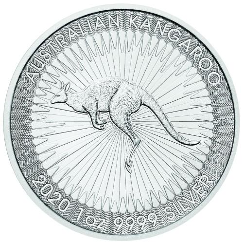 Silver Perth Coins