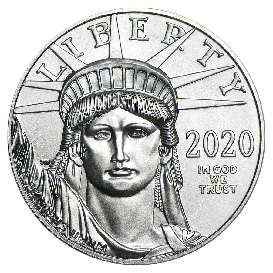 US Mint American Platinum Eagle Coins