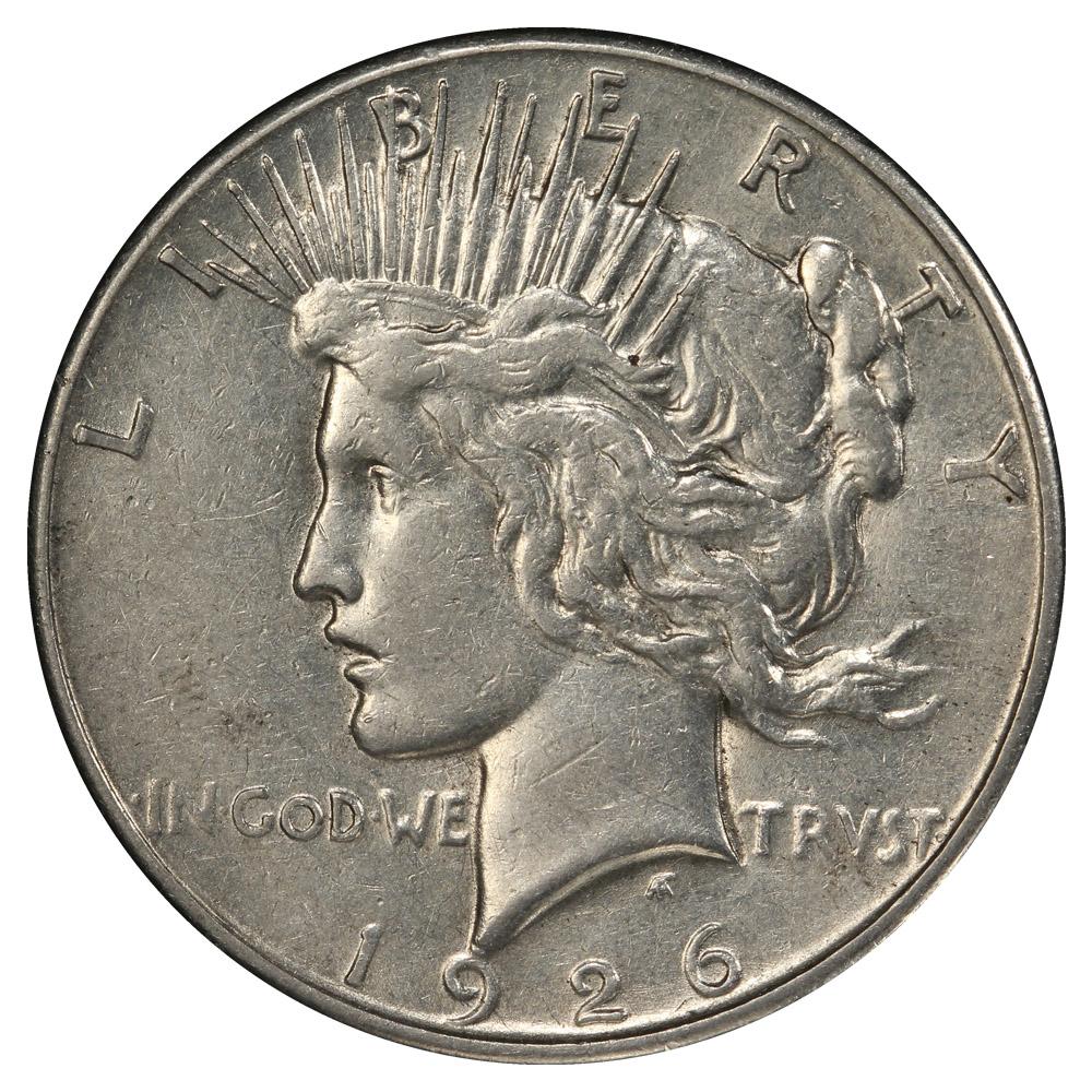 1922-1935 PEACE SILVER DOLLAR VERY GOOD EXTRA FINE 90/% SILVER COIN!