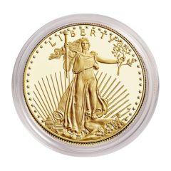 1/2 oz American Gold Eagle Proof Coin - Random Year