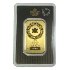 1 oz Royal Canadian Mint Gold Bar - In Assay