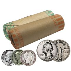 $10 Face - 90% US Silver Coins