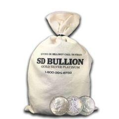 $100 Face Bag - 90% US Silver Half Dollars