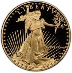 1987 1 oz American Gold Eagle Proof Coin