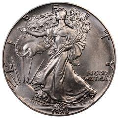1988 American Silver Eagle Coin