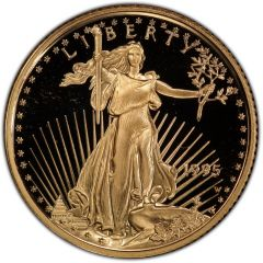 1995 1 oz American Gold Eagle Proof Coin