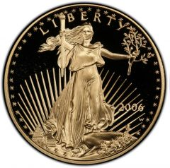 2006 1 oz American Gold Eagle Proof Coin