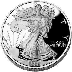 2006 American Silver Eagle Proof