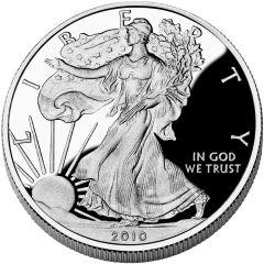 2010 American Silver Eagle Proof