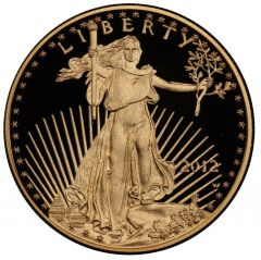 2012 1 oz American Gold Eagle Proof Coin