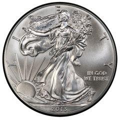 2013 American Silver Eagle Coin