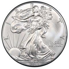 2014 American Silver Eagle Coin