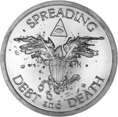 2014 Silver Shield Warbird 5 oz Silver Proof