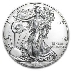 2015 American Silver Eagle Coin