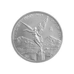 2017 Mexican Libertad Silver Coin 1/10 oz
