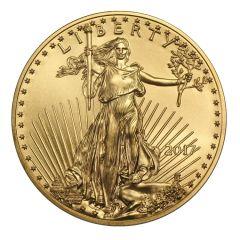 2017 1/4 oz Gold American Eagle Coin