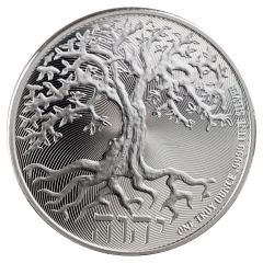 2018 Tree of Life Niue Silver Coin 1 oz - Truth Coin Series
