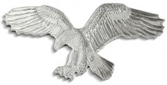 2019 1 oz Bald Eagle Silver Coin - Hunters of the Sky