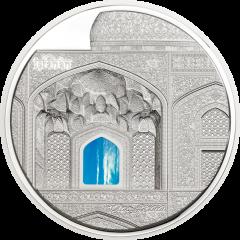 2020 3 oz Tiffany Art Isfahan Proof Silver Coin