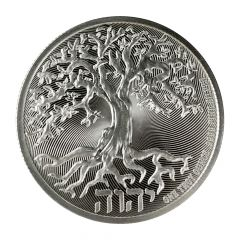 2020 1 oz Tree of Life Silver Coin
