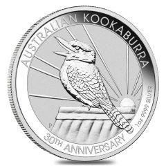 2020 1 oz Australian Kookaburra Silver Coin