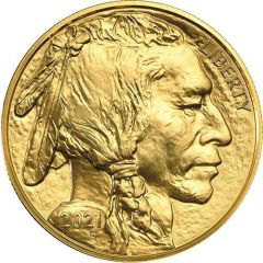 2021 1 oz American Gold Buffalo Coin BU