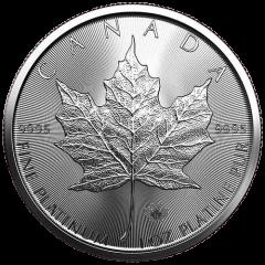 2021 1 oz Canadian Platinum Maple Leaf Coin BU