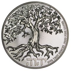 2021 5 oz Tree of Life Silver Coin - High Relief