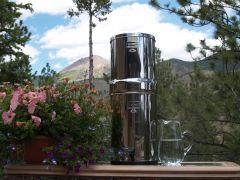 Crown Berkey With 4 Black Berkey™ Purification Elements