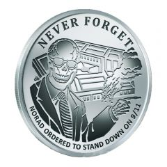 2017 Silver Shield NORAD - Never Forget Series
