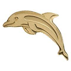 CIT Palau Gold Dolphin 0.5 Gram Coin