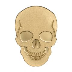 CIT Palau Gold Skull 0.5 Gram Coin