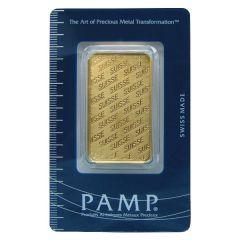 1 oz Pamp Suisse Gold Bar - in Assay