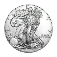 American Silver Eagle Coin - Random Year