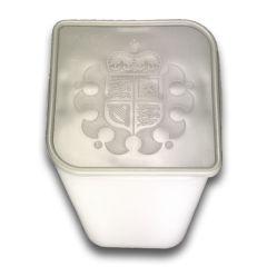 Empty Royal British Mint Tube