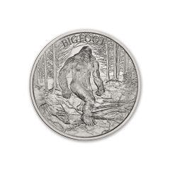 1 oz Bigfoot Silver Round