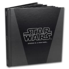 2018 5 Gram Star Wars A New Hope Silver Foil Complete Set