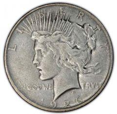 Pre-1935 Cull Peace Silver Dollar - Random Year